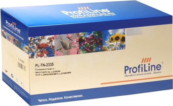 Картридж совместимый ProfiLine TN-2335 для Brother