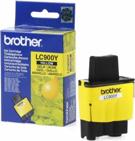 Картридж BROTHER LC-900Y желтый оригиналный