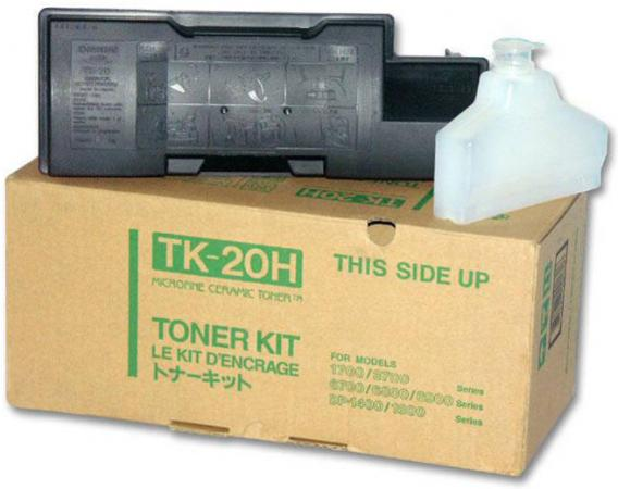 Тонер-картридж Kyocera TK-20H оригинальный