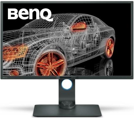 """Монитор 32"""" BenQ PD3200Q Glossy-Black с поворотом экрана"""