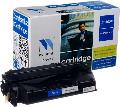 Картридж HP CE505X совместимый NV Print