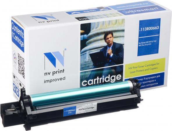 Картридж совместимый NV Print 113R00663 для Xerox