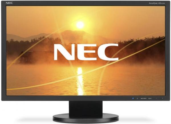 "Монитор 21.5"" NEC AS222Wi-BK Black"