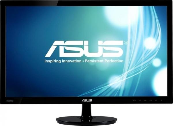 """Монитор 19.5"""" ASUS VS207T-P black"""