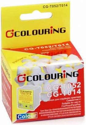 Картридж совместимый Colouring 52040/14401 для Epson 3Color