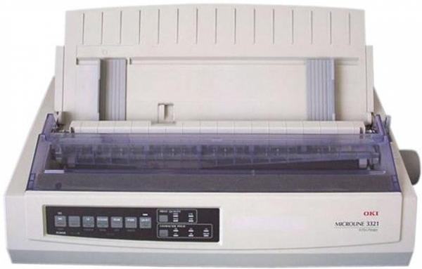Принтер матричный OKI ML3321-ECO-EURO