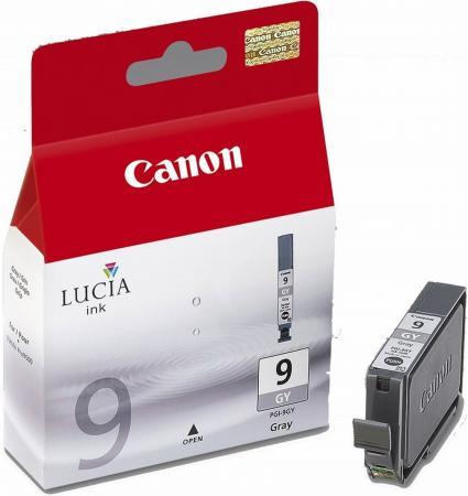 Картридж Canon PGI-9GY серый оригинальный