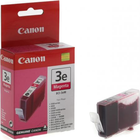 Картридж CANON BCI-3eM пурпурный совместимый Lomond