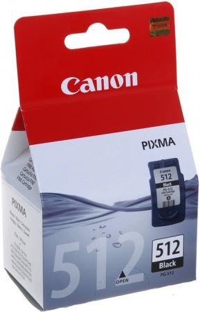 Картридж Canon Ink PG-512 черный оригинальный