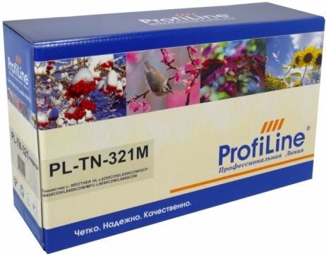 Картридж совместимый ProfiLine TN-321M пурпурный для Brother
