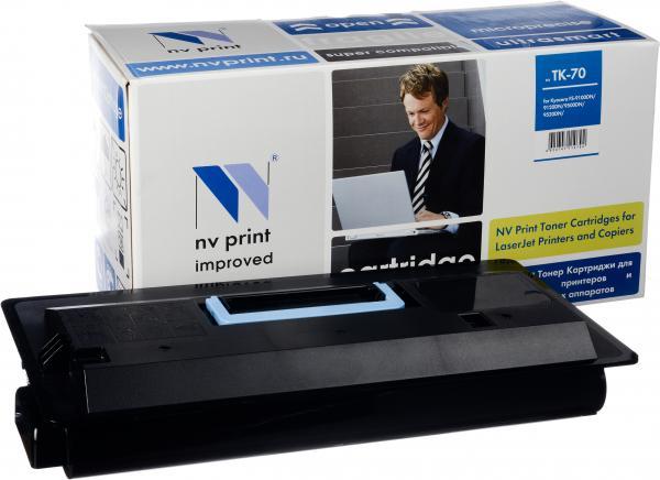 Картридж совместимый NV Print TK-70 для Kyocera