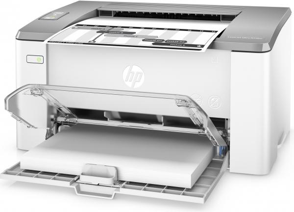 Принтер лазерный HP LaserJet Ultra M106w RU