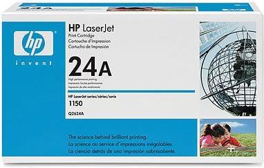 Картридж HP Q2624A черный оригинальный