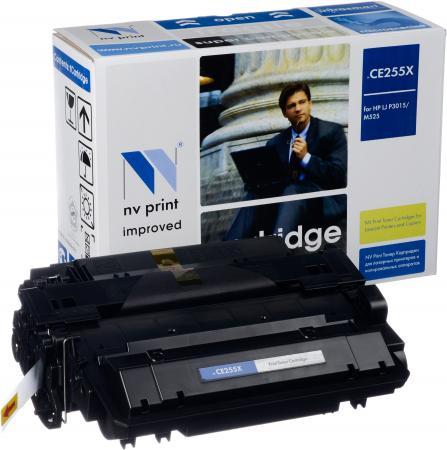 Картридж совместимый NV Print CE255X для HP