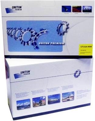 Картридж совместимый UNITON Premium CF332A (654A) желтый для HP