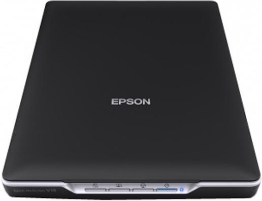 Сканер Epson Perfection V19 (A4; 4800x4800 dpi; USB 2.0)