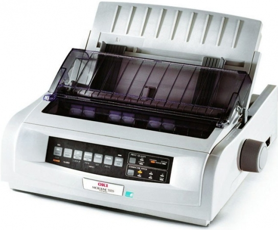 Принтер матричный OKI ML5521-ECO-EURO