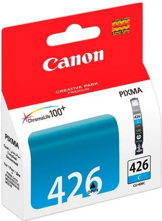 Картридж Canon 426С голубой совместимый