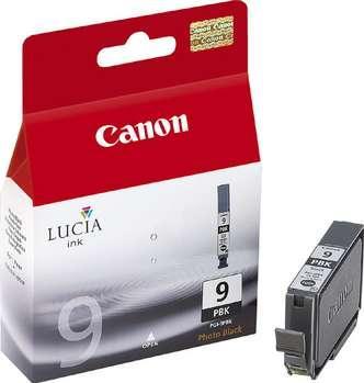 Картридж Canon PGI-9PBk черный фото оригинальный