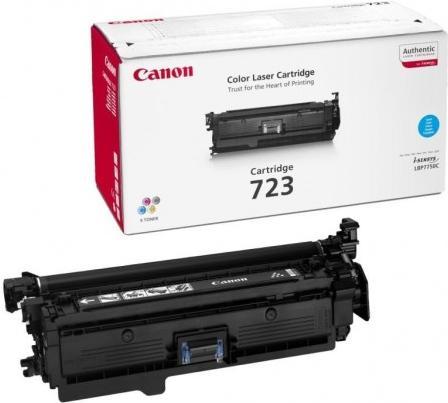 Картридж Canon CRG 723C голубой совместимый NV Print для i-SENSYS LBP7750Cdn