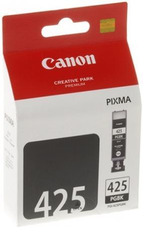 Картридж Canon Ink PGI-425PGBK черный оригинальный