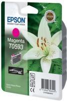 Картридж EPSON T059340 пурпурный оригинальный