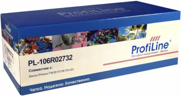 Картридж совместимый ProfiLine 106R02732 для Xerox