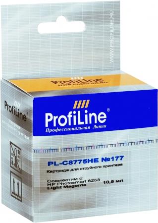 Картридж совместимый ProfiLine C8775HE №177 для HP 8253 светло-пурпурный