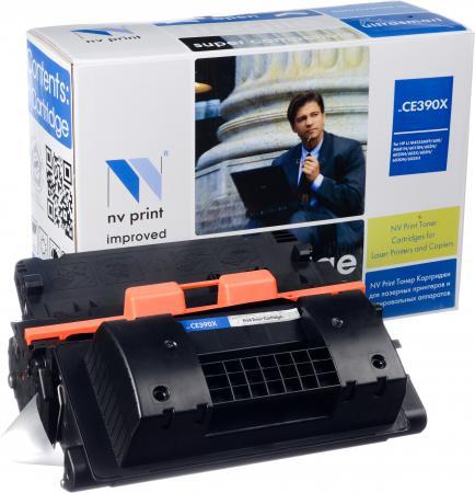 Картридж совместимый NV Print CE390X для HP