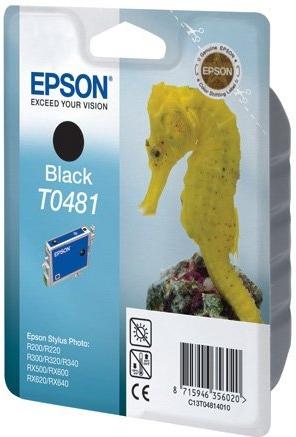 Картридж EPSON C13T04814010 черный оригинальный