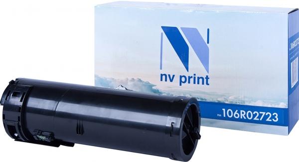 Картридж совместимый NVPrint 106R02723 для Xerox