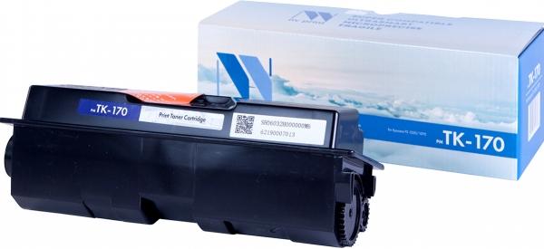 Картридж совместимый NVPrint TK-170 для Kyocera