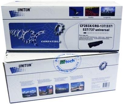 Картридж совместимый UNITON Premium CF283X (737) для HP (Canon)