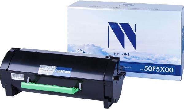 Картридж совместимый NVP 50F5X00 для Lexmark