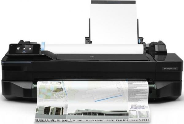 Принтер широкоформатный HP Designjet T120 ePrinter
