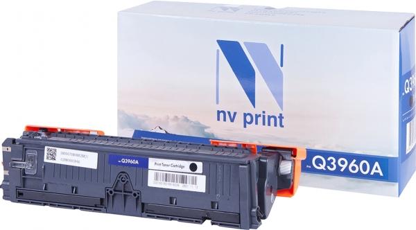 Картридж совместимый NVPrint Q3960A для HP черный