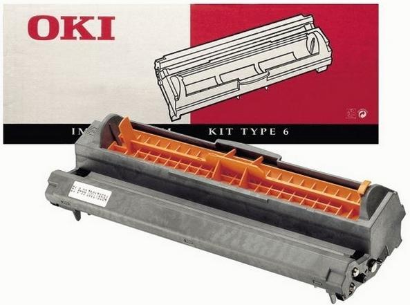 Картридж OKI 40709902 оригинальный