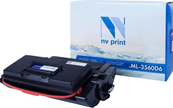 Картридж совместимый NVP ML-3560D6 для Samsung