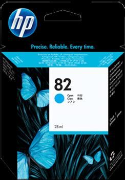 Картридж HP CH566A голубой оригинальный