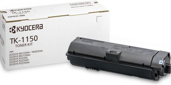 Тонер картридж Kyocera TK-1150