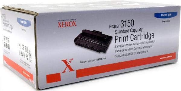 Тонер-картридж XEROX 109R00746 оригинальный