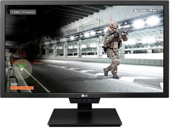 """Монитор 24"""" LG 24GM79G-B Black"""