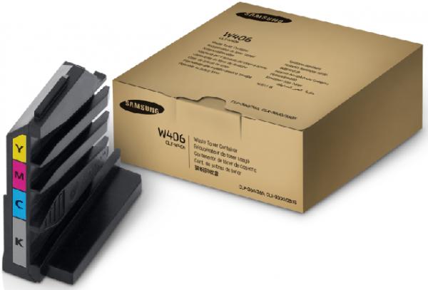 Контейнер отработанного тонера CLT-W406 оригинальный для Samsung CLP-360/365/368/CLX-3300/3305