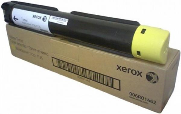 Тонер-картридж XEROX 006R01462 желтый DIL оригинальный для WC 7120