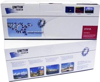 Картридж совместимый для HP CF413A красный UNITON Premium
