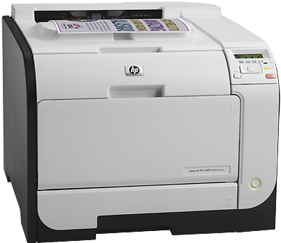 Принтер HP LaserJet Pro 400 color M45
