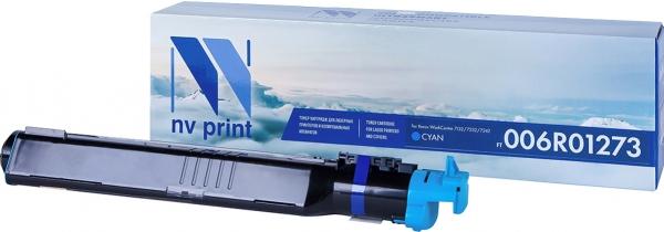 Картридж совместимый NVPrint 006R01273 для Xerox голубой