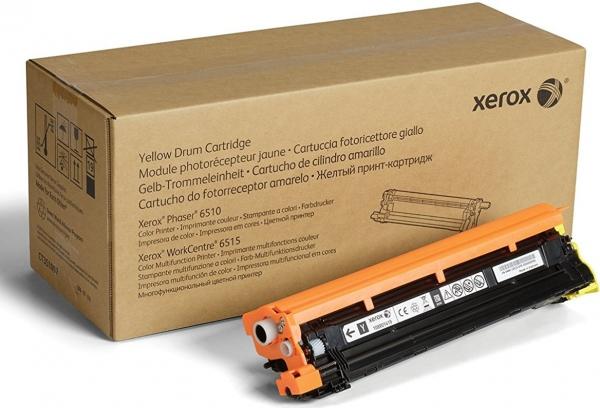 Картридж Xerox 106R03695 желтый оригинальный