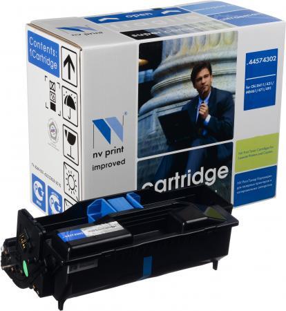 Картридж совместимый NV Print 44574302 для Oki