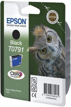 Картридж EPSON C13T07914010 черный оригинальный